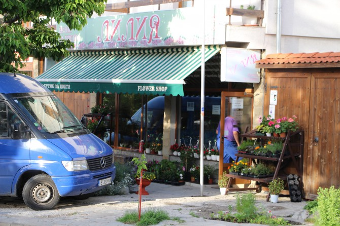 Магазин за цветя Лилия