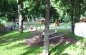 2. Снимка на детска площадка - градската градина