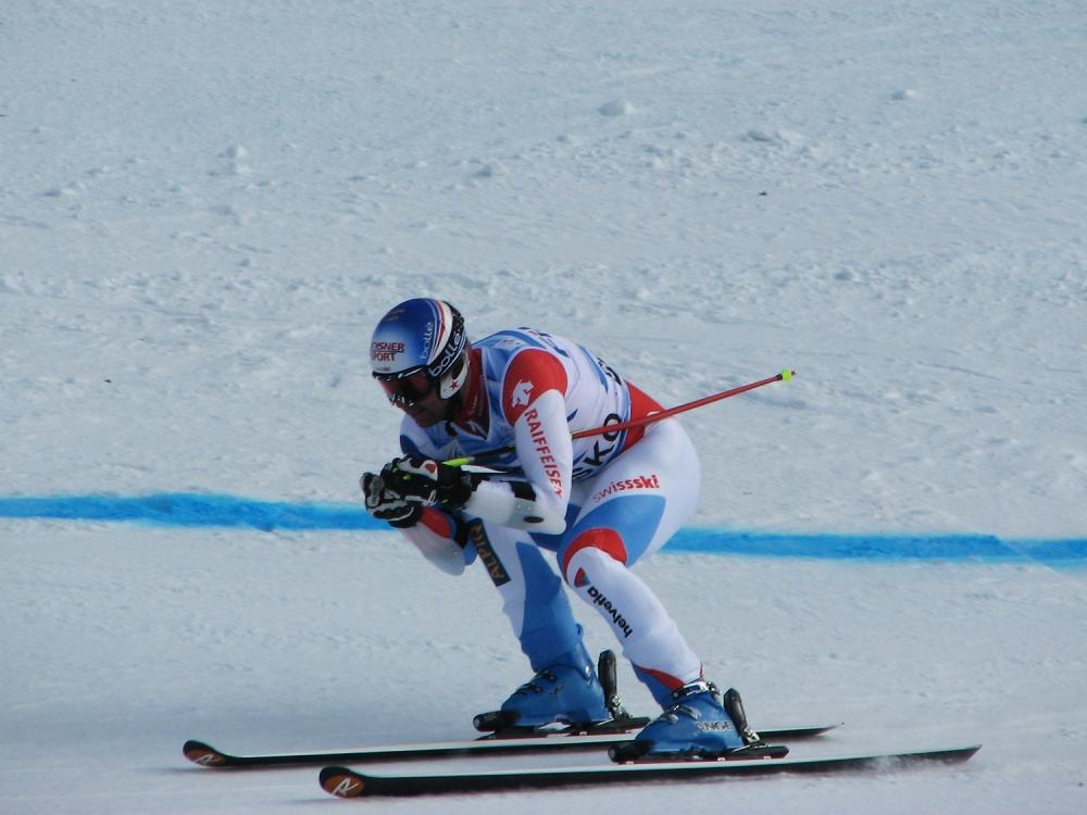 Скиор на Световното по Ски