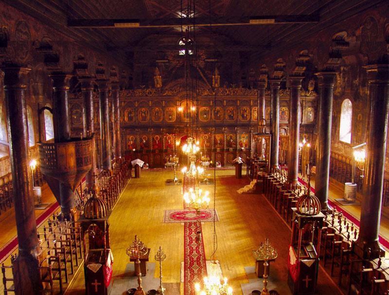 В Света Троица в Банско