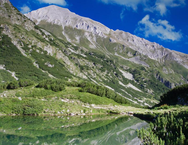 Езеро Окото в Пирин
