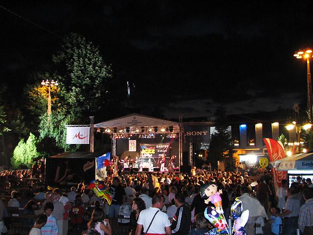 Джаз Фестивал в Банско