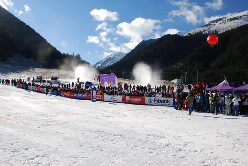 Световна Купа по Ски за Жени 2010