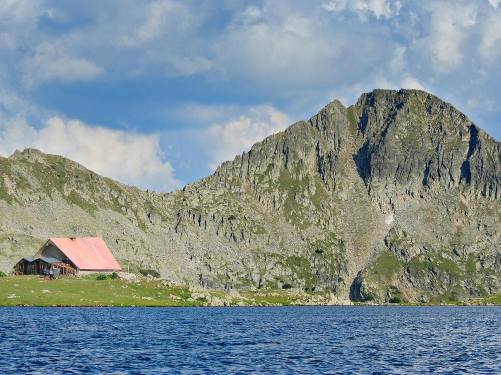 Тевно Езеро и Заслон в Пирин