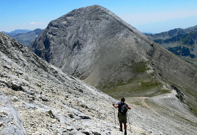 Изкачване на Вихрен