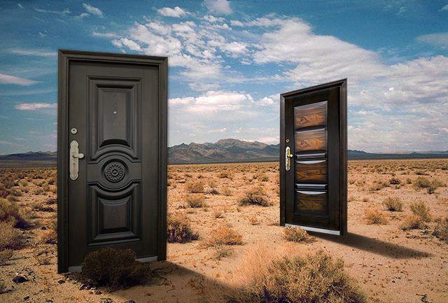 1. Снимка на Качествени блиндирани входни врати на достъпни цени