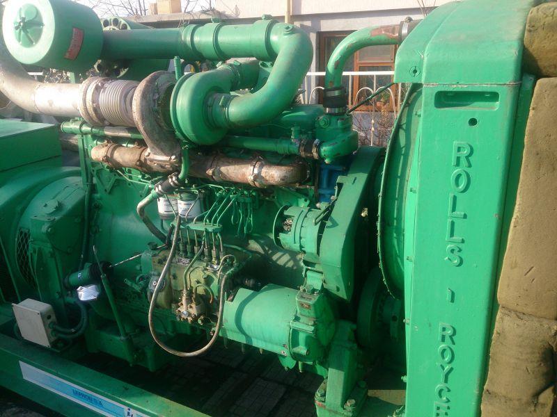 1. Снимка на Дизелов агрегат за ток