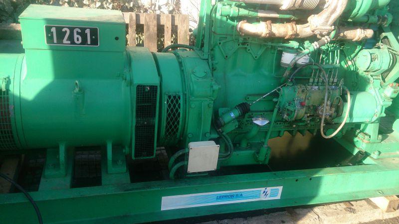 3. Снимка на Дизелов агрегат за ток