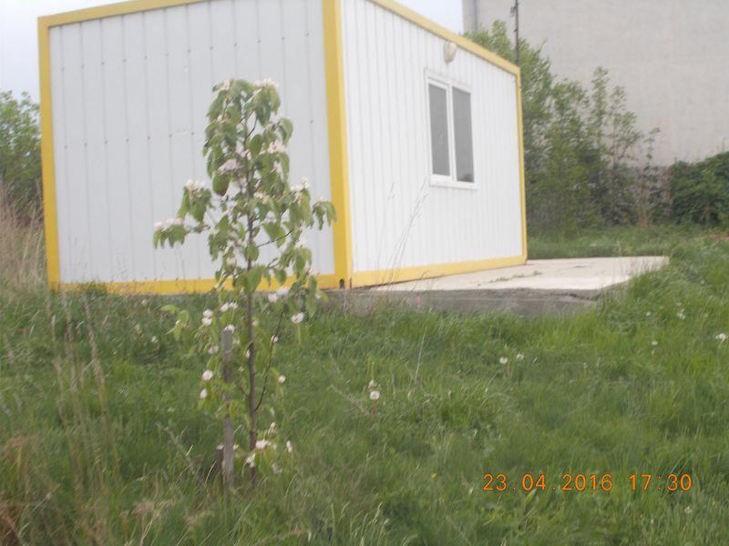3. Снимка на Жилищен контейнер фургон