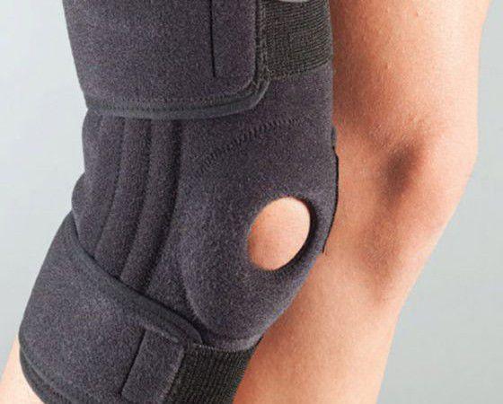 1. Снимка на Ортопедични наколенки със странични гъвкави шини