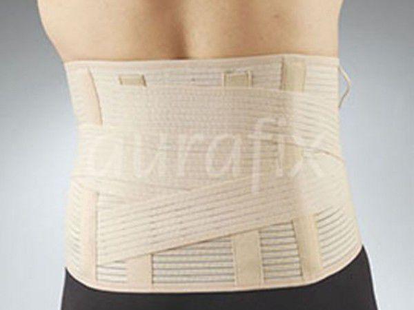 1. Снимка на Лумбостат колан за дископатия с анатомични шини