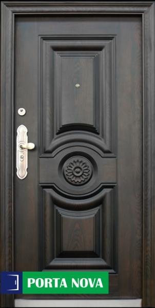 1. Снимка на Блиндирана входна врата код 539