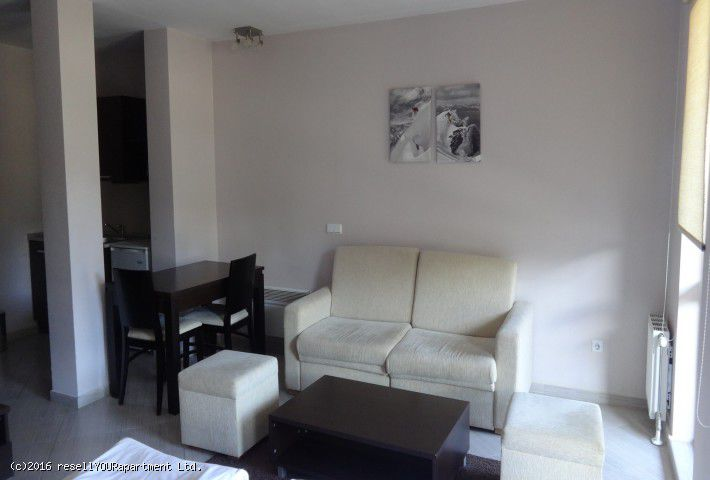 2. Снимка на Продава уютно студио в Банско
