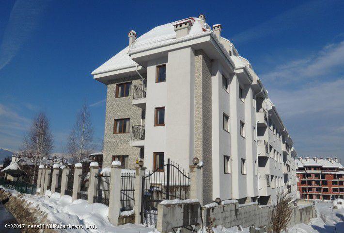 Двустаен апартамент в нова сграда