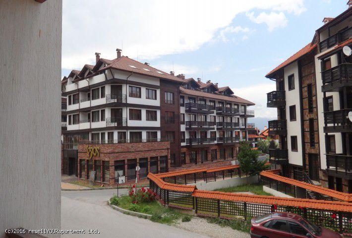 9. Снимка на Уютен тристаен апартамент в Банско