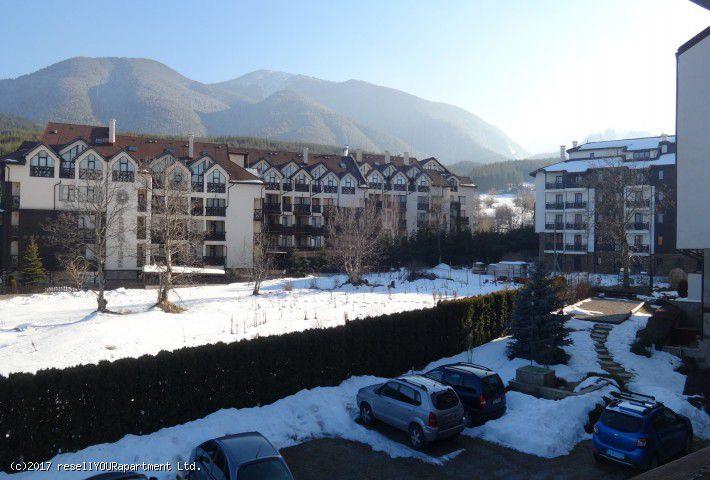 10. Снимка на Тристаен апартамент в Банско