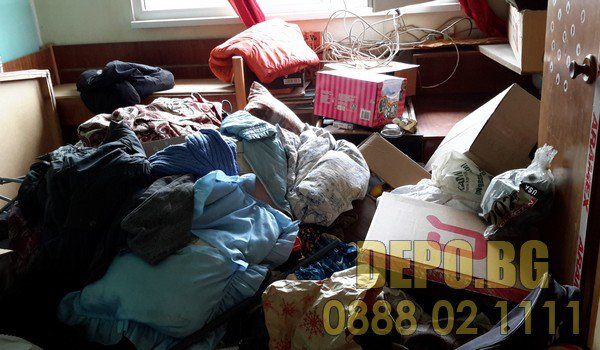 2. Снимка на Почистване на мазета и тавани в София и всички разновидности