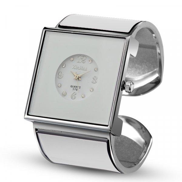 1. Снимка на Модерни дамски часовници тип гривни