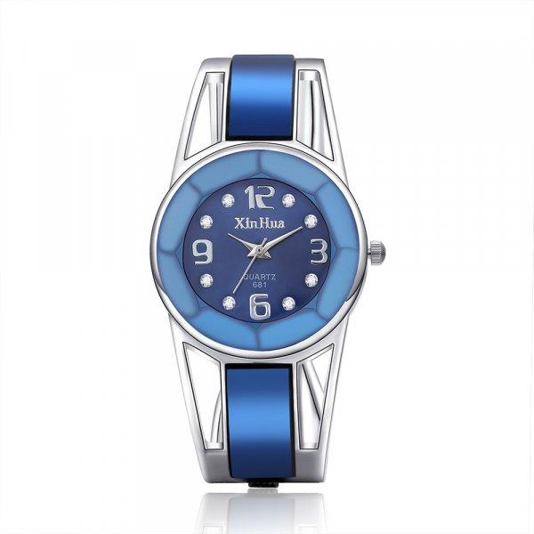 2. Снимка на Модерни дамски часовници тип гривни