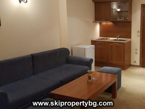 BA671 - Напълно обзаведен апартамент за продажба в спа хотел