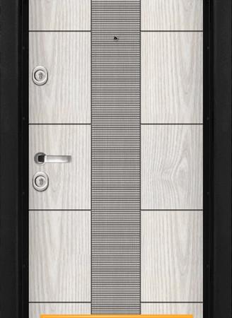 Блиндирана входна врата модел T - 901