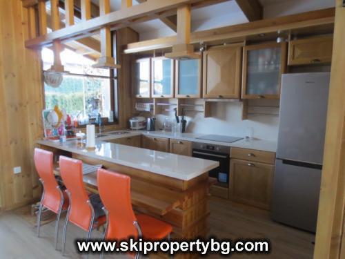 2. Снимка на BA709 - Луксозна едноетажна къща за продажба, намираща се в