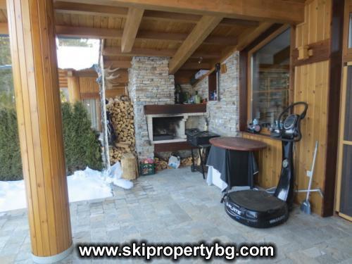 10. Снимка на BA709 - Луксозна едноетажна къща за продажба, намираща се в