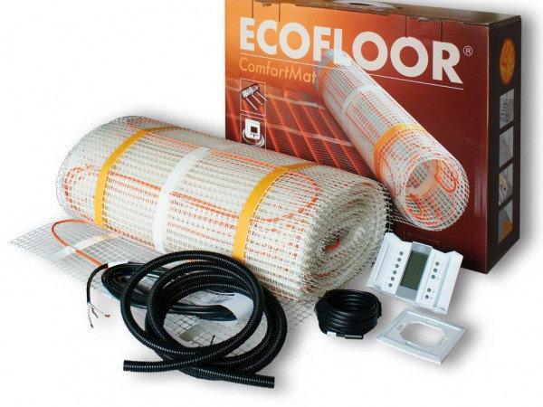 Нагревателни кабели и мрежи за подово отопление ECOFLOOR