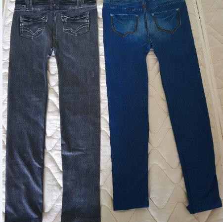 3. Снимка на Предлагам клин тип дънки