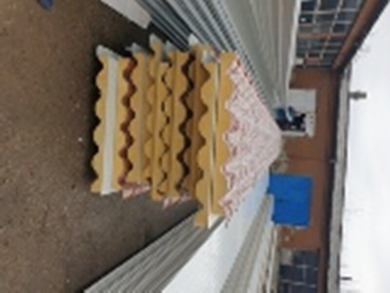 2. Снимка на покривен панел - типкеремида