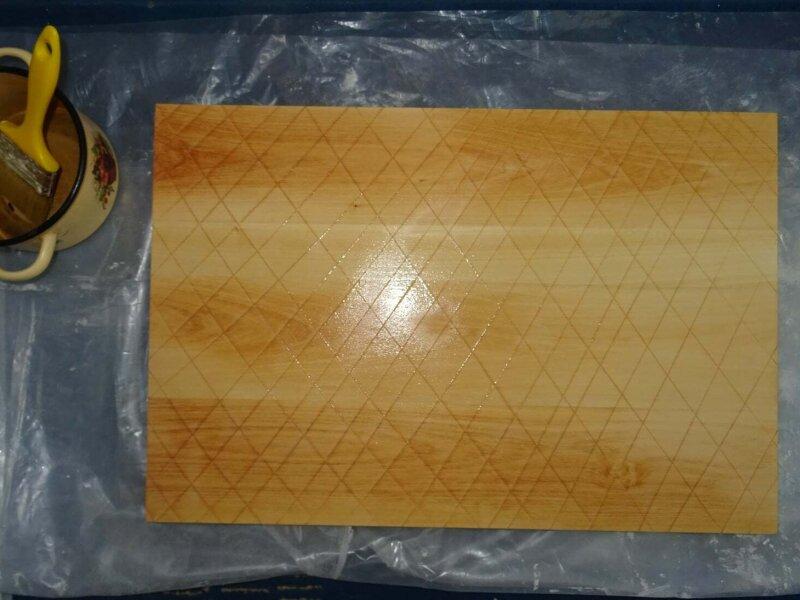 2. Снимка на Дъски за икони от висококачествено липово дърво