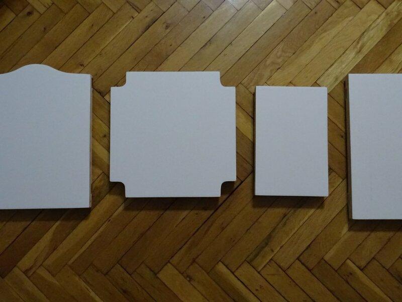 11. Снимка на Дъски за икони от висококачествено липово дърво