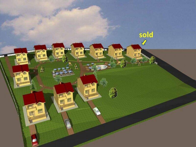 1. Снимка на Продавам право на строеж от вилно селище