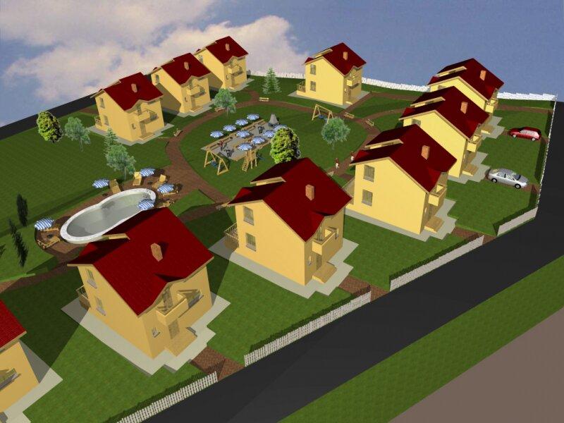 3. Снимка на Продавам право на строеж от вилно селище