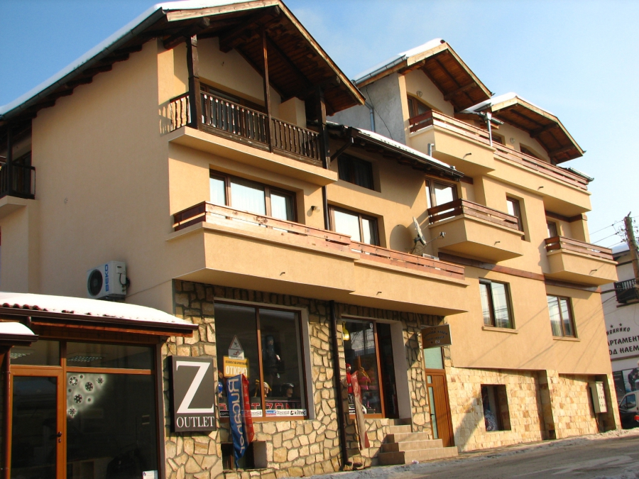 Семеен хотел Боянова Къща Банско