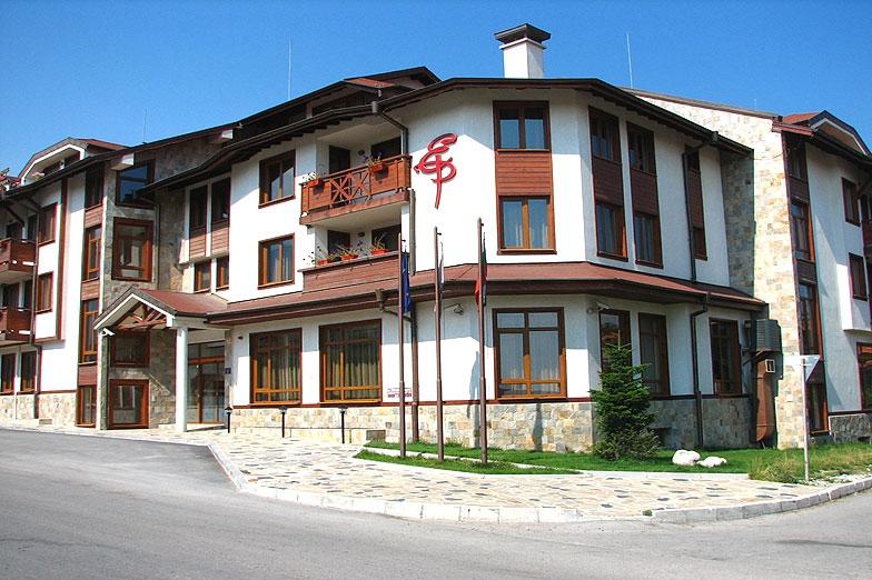 Хотел Евелина Палас Банско