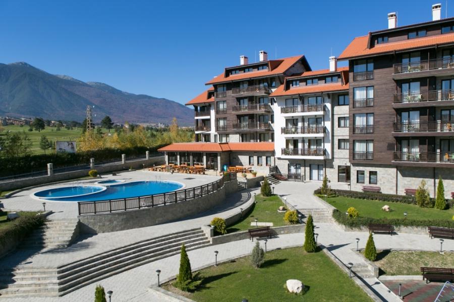 Хотел Балканско Бижу Банско