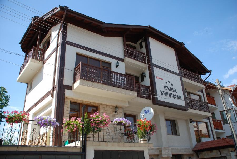 Къща за гости Кирицови Банско