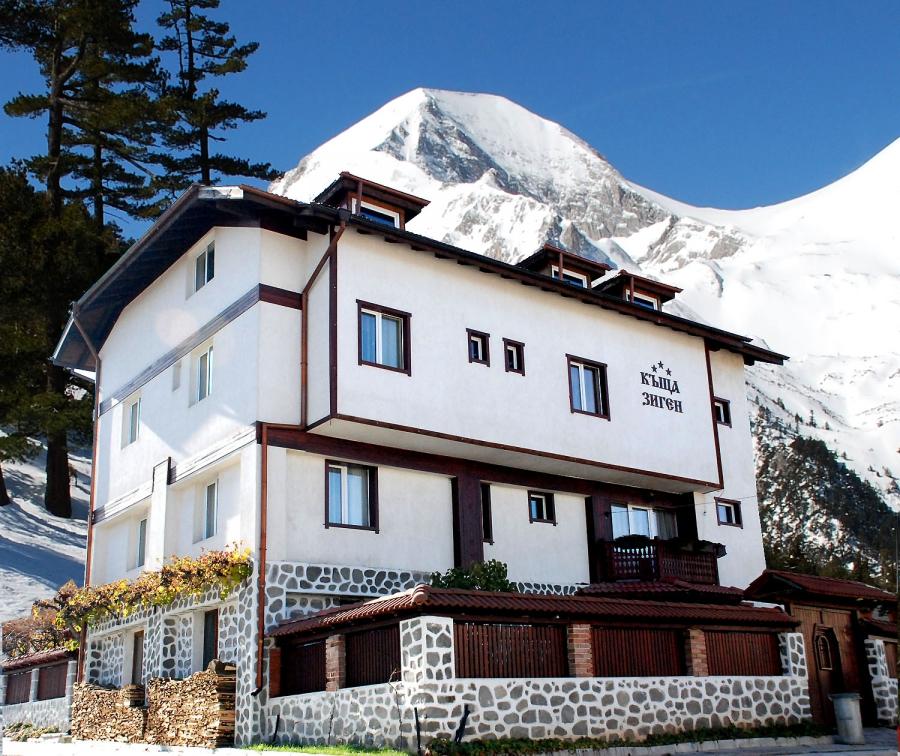 Къща за гости Зиген Банско