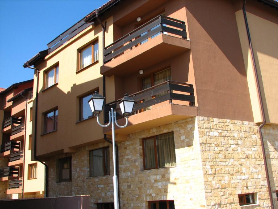 Апарт хотел Антилия Банско