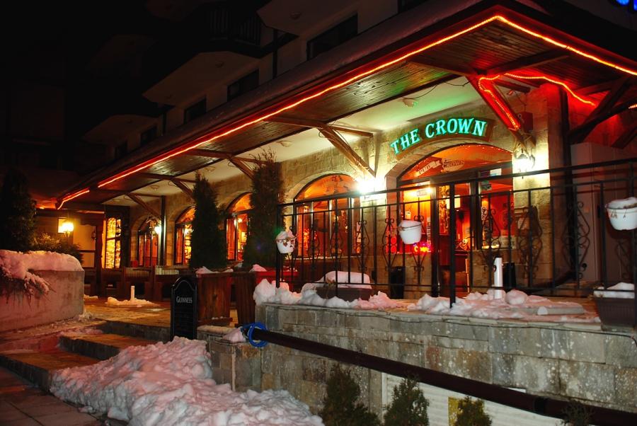 Пъб Ресторант Корона Банско