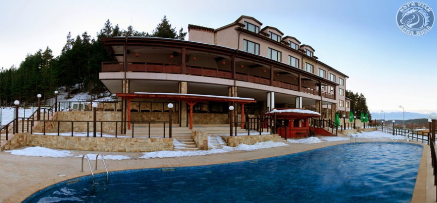 Хотел Аспа Вила Баня