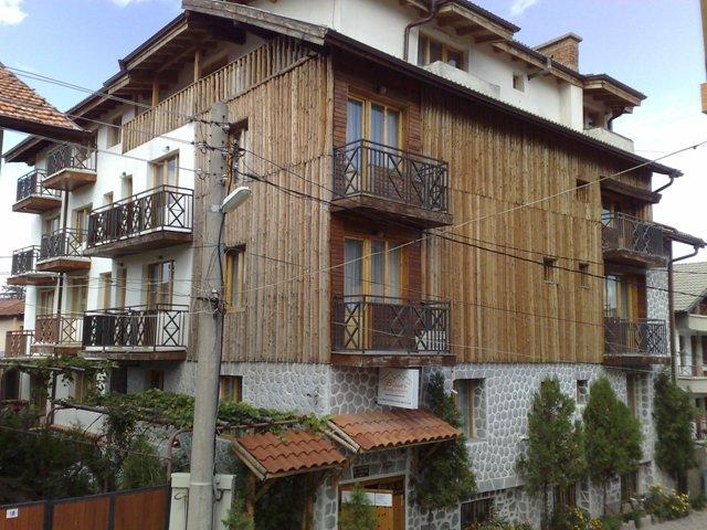 Семеен комплекс Бисер Банско
