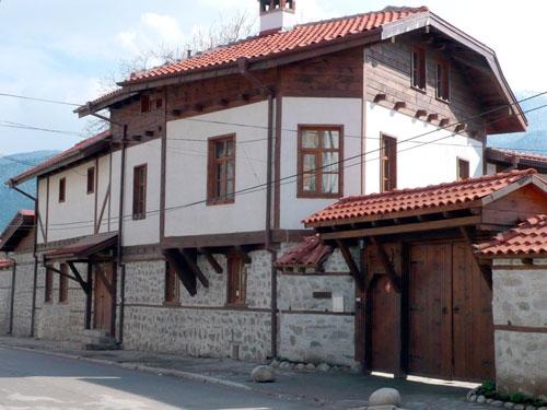 Тодорова Къща Банско