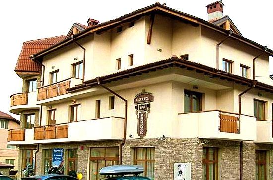 Бутиков хотел Капхаус Банско
