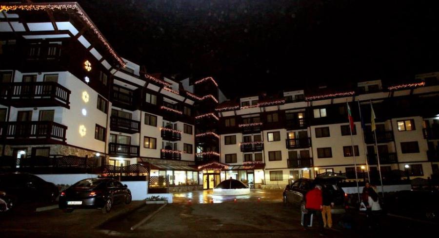 Хотелски комплекс Зара Банско