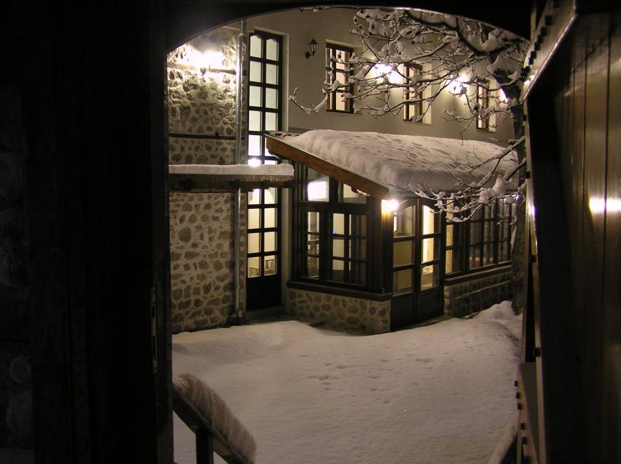 Шопова къща Банско