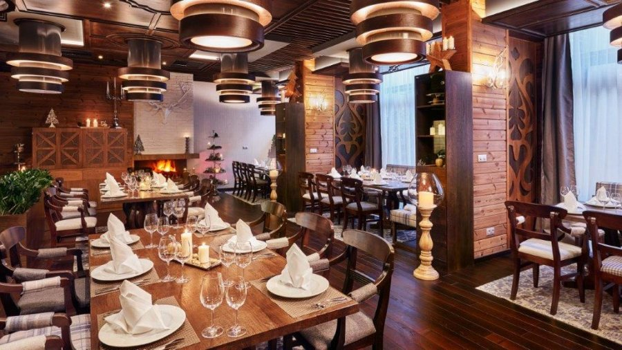 Ресторант Фондю